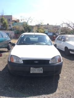 Ford Fiesta 2002 1.6