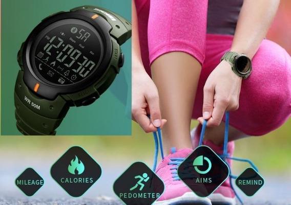 Smart Watch Digital - Relógio Inteligente - Novo Skmei 1301