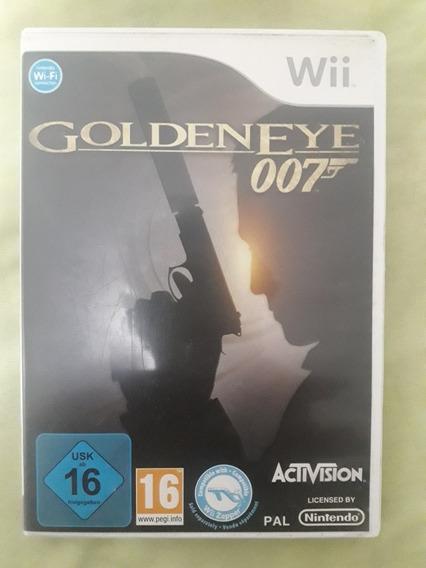 007 Goldeneye Pal Wii