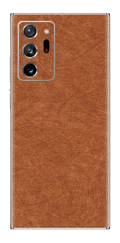 Imagem 1 de 1 de Película Skin Galaxy Note 20 Ultra Kingshield 3d - Madeira