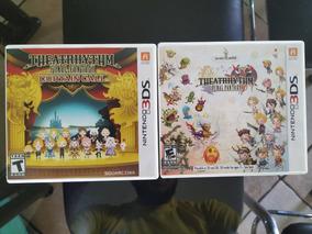 Final Fantasy Theatrhythm E Curtain Call 3ds Frete Grátis