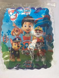 Artículos Fiesta Cumpleaños Paw Patrol Mantelería Piñateria