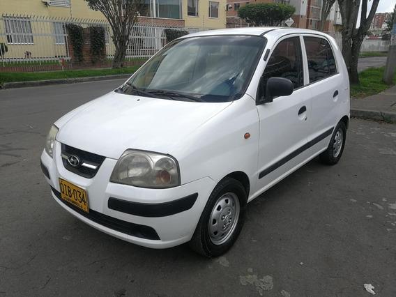 Hyundai Atos Santro Gl Mt1000cc Blanco Aa
