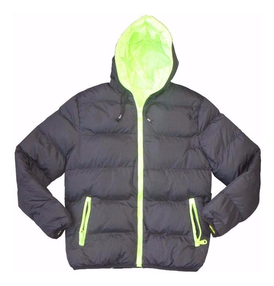 Camperas Cierre Fluo Hombre Mujer Fight For Your Right