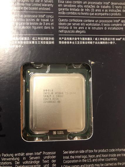 Processador Intel Server Xeon E5-2430 V2 3.0ghz - Semi-novo