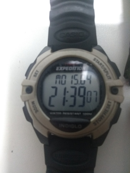 Relogio Timex Expedition Indiglo Wr100m