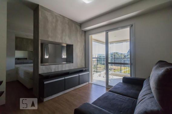 Apartamento Para Aluguel - Picanço, 1 Quarto, 38 - 892884591