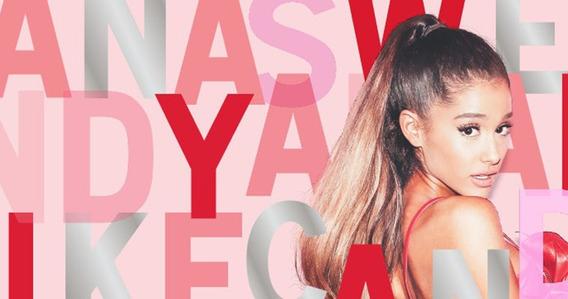 Lindo Perfume Sweet Like Candy Limited Edition Ariana Grande