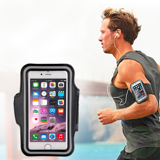 Pochete Braço Fitness Para Corrida Porta Celular