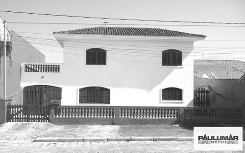 Sobrado Com 2 Dorms, Itaguaí, Mongaguá - R$ 450 Mil, Cod: 828904 - V828904