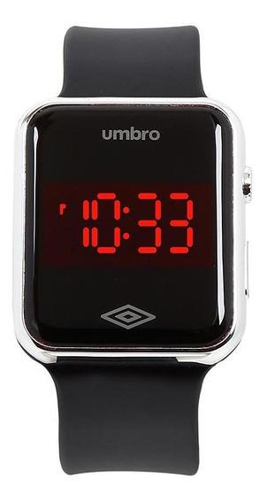 Relógio Pulso Digital Umbro Touch Screen Pulseira Borracha