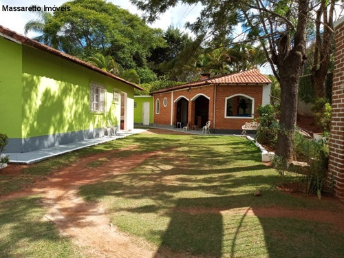 Imagem 1 de 16 de Chácara - A Venda - Itatiba - Condomínio - Ch00058 - 69468908