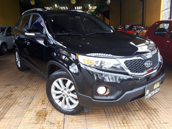 Kia Sorento 2.4 16v Gasolina Ex 4wd Automático