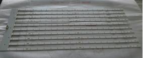 Kit De Led Com 10 Barras Da Tv Hbuster 42l07fd (usado)