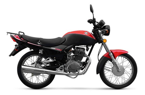 Moto Zanella Rx 150 G3 Base Calle 0km Urquiza Motos