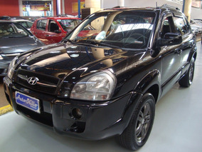 Hyundai Tucson Gls 2008 Automática (completo + Couro)