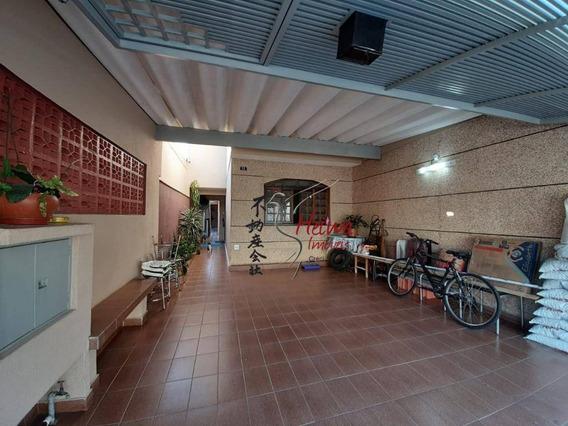 Sobrado Com 3 Dormitórios À Venda Por R$ 550.000 - Jardim Cidade Pirituba - São Paulo/sp - So0637