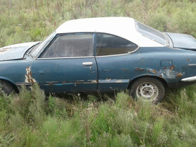 Coupe Mazda 116 Para Restaurar Al Dia! 1972