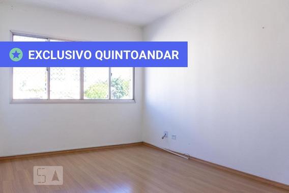 Apartamento No 5º Andar Com 2 Dormitórios E 1 Garagem - Id: 892970513 - 270513