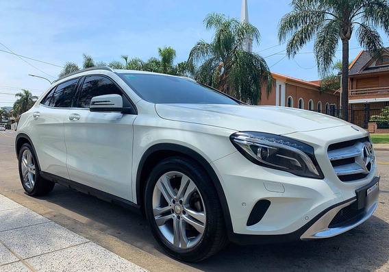 Mercedes-benz Clase Gla 1.6 Gla200 At Urban 156cv 2015
