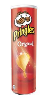 Papas Fritas Pringles Original 124gr Snack Salado 01alamacen