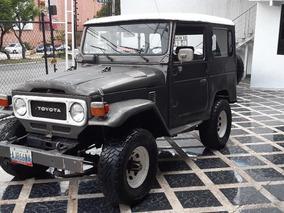 Toyota Fj-40 Land Cruiser