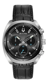 Reloj Bulova 98a155 Curv Chronograph Agente Oficial!!!