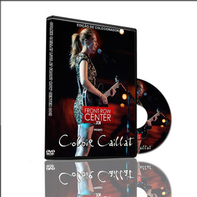 Dvd Colbie Caillat Front Row Center 2011