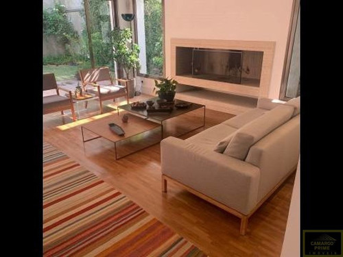 Imagem 1 de 10 de Casa Com 4 Dormitórios (4 Suítes) No Alto De Pinheiros Para Vender - Eb87554