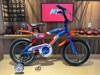 Bicicleta Nene Raleigh Mxr 16 En Maldonado Motos