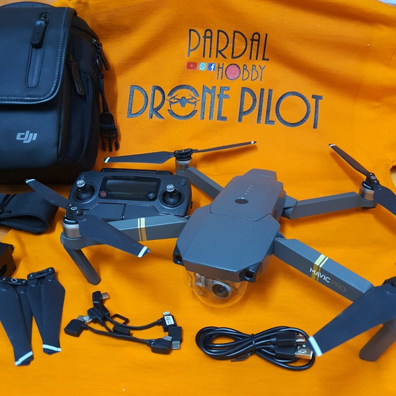 Drone Dji Mavic - Excelente Estado - Pardal Hobby!!