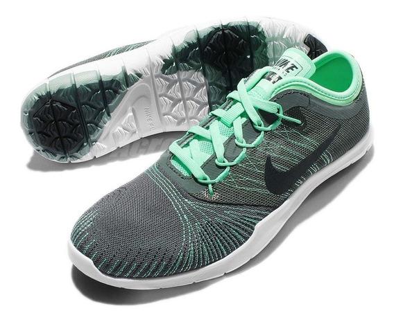 Tenis Nike 831579 302 Flex Adapt Tr Verde