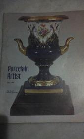 Revista Porcelain Artist Maio 1980