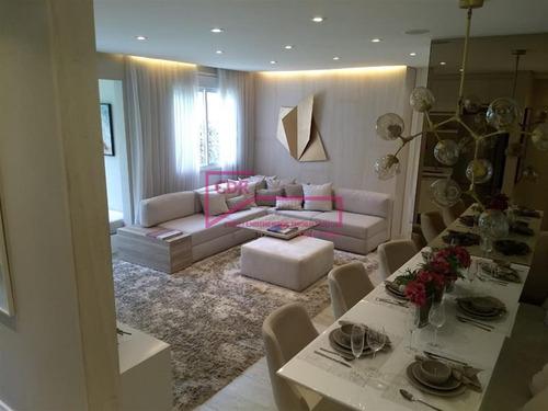 Imagem 1 de 30 de Apartamento Brás São Paulo/sp - 1743