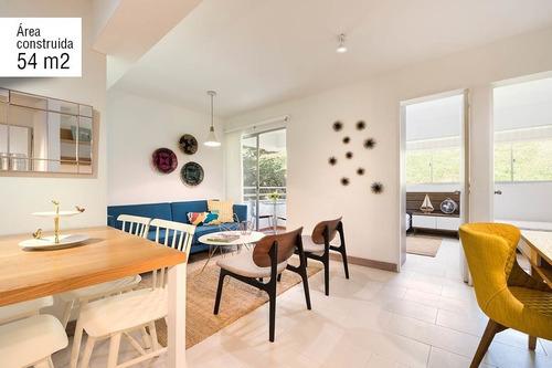 Apartamento Madera Nativa Vis Bello  - 54.5m² Nuevo