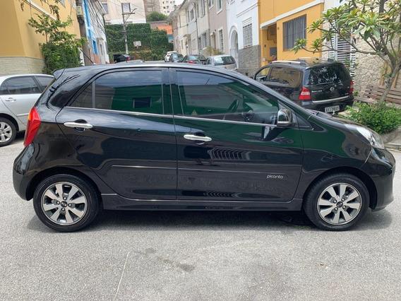 Kia Picanto Ex 1.0 Flex Aut - Ú. Dono - Bx Km - R$ 39,0 Mil