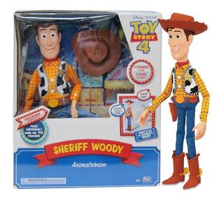Muñeco Disney Toy Story Woody Se Cae 70 Frases Mundo Manias