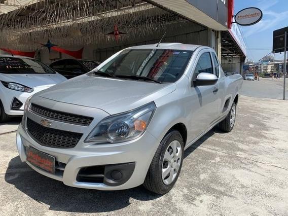 Chevrolet Montana Ls 1.4 Mpfi 8v Econo.flex, Frm6437