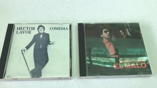 Colección Cd De Salsa Willie Colón Y Héctor Lavoe