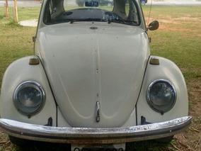 Volkswagen Fusca 1500 Ano 71