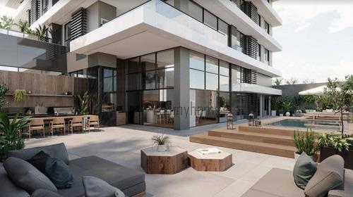 Apartamento Garden Com 3 Dormitórios À Venda, 318 M² Por R$ 1.851.356,00 - Bigorrilho - Curitiba/pr - Gd0252