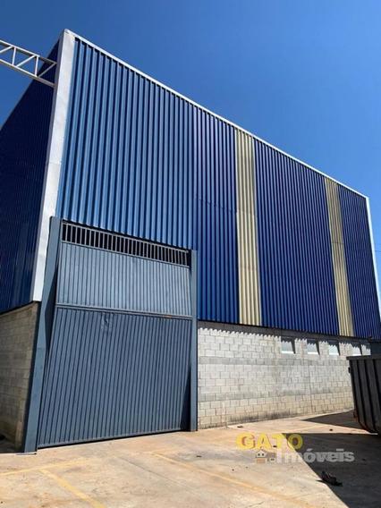 Galpão Para Locação Em Santana De Parnaíba, Chácara Do Solar Ii (fazendinha), 2 Vagas - 20107_1-1516904