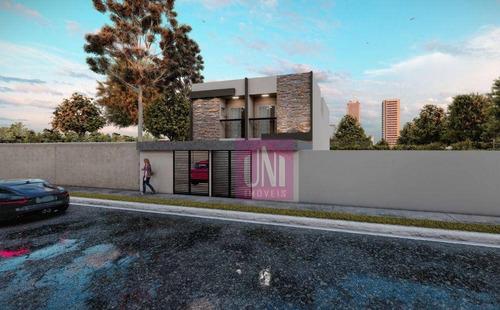 Imagem 1 de 17 de Sobrado Com 3 Dormitórios À Venda, 110 M² Por R$ 560.000 - Vila Curuçá - Santo André/sp - So0727