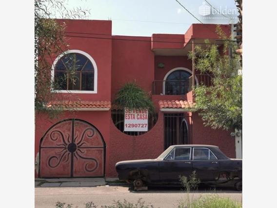 Casa En Venta En Fracc. Las Fuentes, Dgo