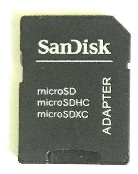 Adaptdor Microsd Para Cartão De Memória