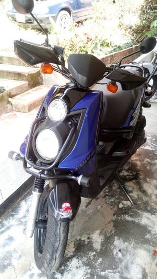 Bws 125 Modelo 2012 Azul