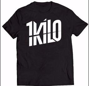 Camisa Camiseta Banda 1kilo - Hip Hop Brasileiro -