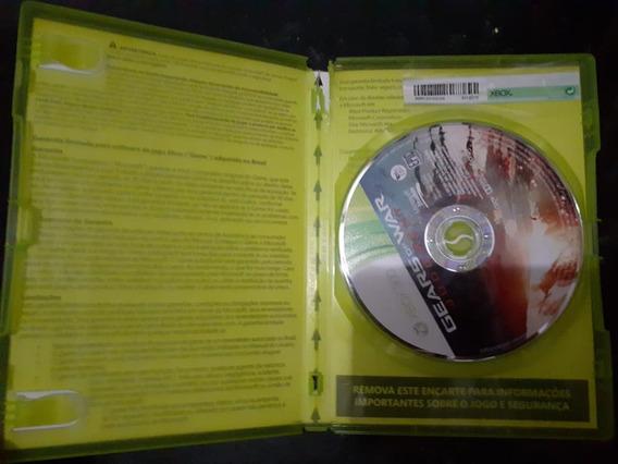 Gears Of War Judgment Xbox 360 Original Midia Fisica(ntsc)