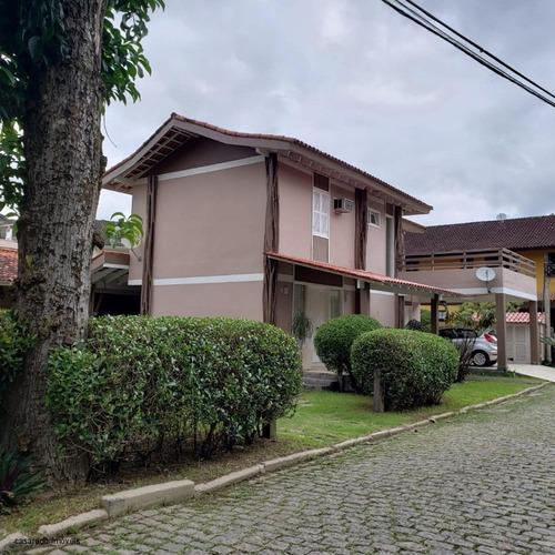Imagem 1 de 14 de Excelente Casa Duplex Em Condomínio Na Taquara ,ci1764