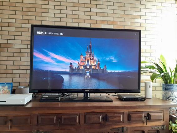 Televisão Samsung 51 Polegadas Tv Plasma Hd / Não É Smart